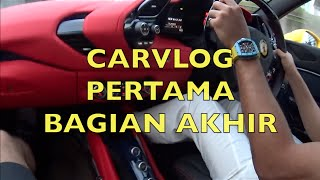Video #carvlog Pertama w/ President Ferrari Owner Club Indonesia - 488 GTB Jakarta, Part Akhir MP3, 3GP, MP4, WEBM, AVI, FLV Mei 2017