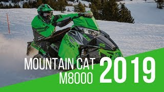 7. 2019 Arctic Cat M 8000 Alpha One Canada | Review
