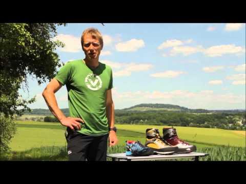 Trekkingschuhe oder Wanderschuhe? Video zur Outdoor Schuhe Kaufberatung