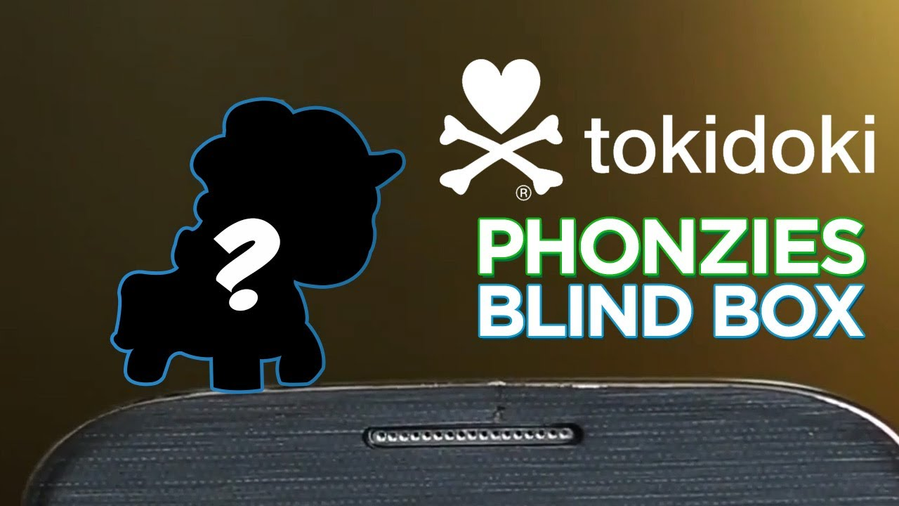 Tokidoki Phonzies Blind Box