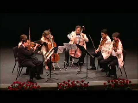 Brahms  'Sextett Nr. 2 in G-Dur - La Jolla Music Society ' s Sommerfest 2007