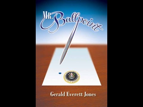 "Mr. Ballpoint ""Pen Wars"" Novel Now in Paperback"
