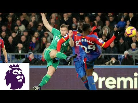 Video: Tom Cleverley's beautiful volley puts Watford ahead | Premier League | NBC Sports