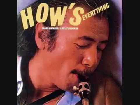 Sadao Watanabe - How's everything (full album)
