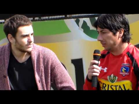 """Jaime Valdés: """"Me sorprendió mucho el cariño de la gente"""""""