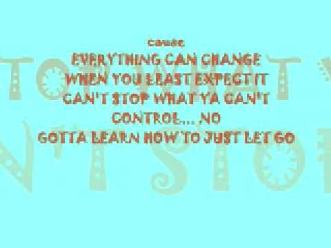 Tekst piosenki Victoria Justice - Everything Can Change po polsku