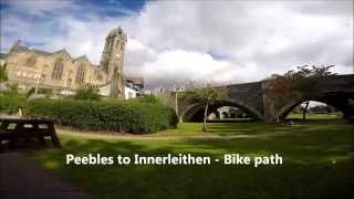 Peebles United Kingdom  city photos gallery : Peebles to Innerleithen - Bike Path