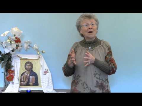 Hélène Séjournet : Apprendre par coeur l'Evangile - 2ème partie