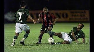 Palmeiras 2 x 7 Vitória - Copa do Brasil de 2003