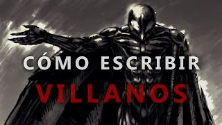 Video Cómo construir un villano memorable - Nota #4    Kalcifer Vallarta MP3, 3GP, MP4, WEBM, AVI, FLV April 2019