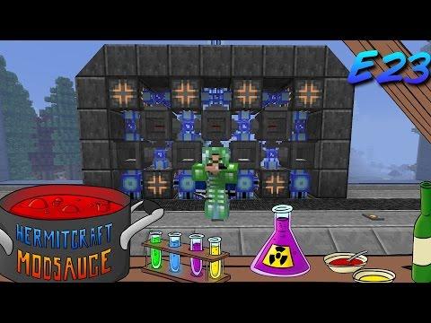 mods - MOAR Modded Minecraft on the Hermitcraft Modsauce Server!!! Subscribe! http://goo.gl/vf70b Twitter: https://twitter.com/sl1pg8r Facebook: http://www.facebook.com/sl1pg8rLP Google+: https://plus....