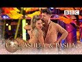 Ashley Roberts and Pasha Kovalev Samba to 'Hot, Hot, Hot' by Arrow - BBC Strictly 2018