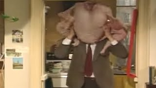 Mr Bean and the Christmas Turkey -- Mr. Bean und der Weihnachts-Truthahn
