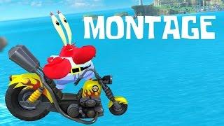 Mr. Krabs Montage  2!