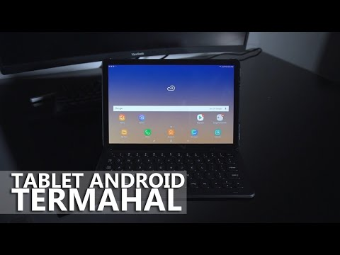 Samsung Galaxy Tab S4 Review by Ridwan Hanif