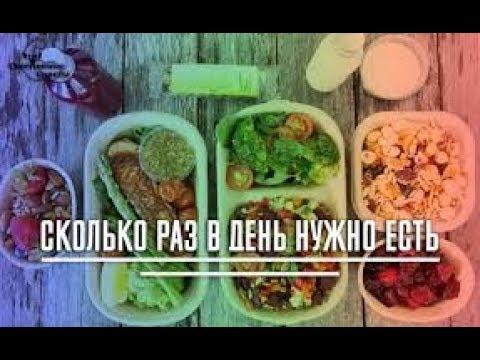 Сколько раз в день нужно есть ? Сушка / Масса / Денис Мгеладзе