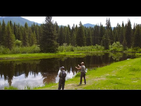 Fly Fishing in Montana
