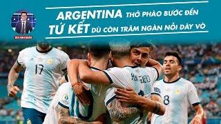 Video ARGENTINA BƯỚC VÀO TỨ KẾT VỚI TRĂM NGÀN NỖI LO TẠI COPA AMERICA MP3, 3GP, MP4, WEBM, AVI, FLV Juni 2019