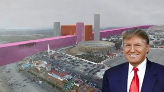 """Video 9 Things That COULD Happen if Trump Builds """"The Wall""""! MP3, 3GP, MP4, WEBM, AVI, FLV April 2018"""