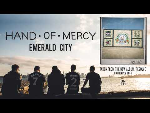 hand - 'Emerald City' is taken from Hand Of Mercy's new album 'Resolve' - OUT NOW via UNFD. Buy on iTunes: http://smarturl.it/ResolveHOM Vinyl & CD: http://smarturl.it/HOMresolve LYRICS: HOMEWARD...