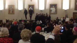 Video A MUST SEE TAP DANCE DUEL BY US SEMINARIANS!! MP3, 3GP, MP4, WEBM, AVI, FLV Desember 2018