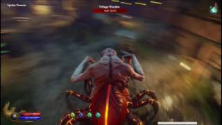 Video Ashes of Creation gameplay footage PRE ALPHA monster coins MP3, 3GP, MP4, WEBM, AVI, FLV Juni 2017