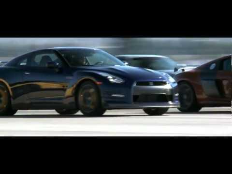 Carrera de los mejores autos del mundo