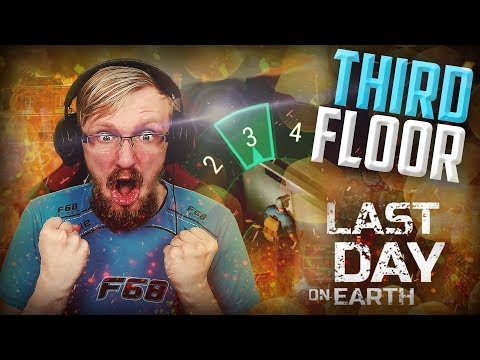 ALFA BUNKER THIRD FLOOR GUIDE (2018) | Last Day on Earth: Survival (Ep 6)