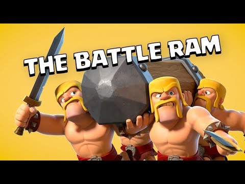 Clash of Clans: The Barbarian's Battle Rams (Builder Has Left Week 1) - Thời lượng: 0:31.