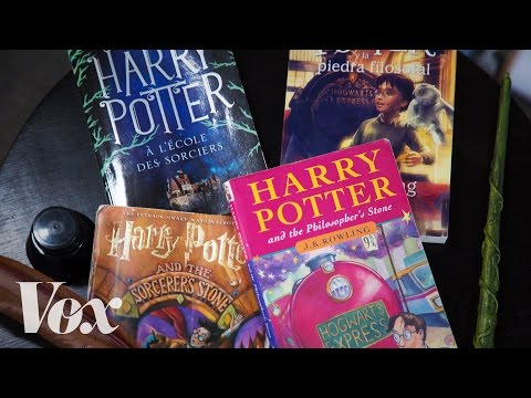 Harry Potter and the Translator s Nightmare