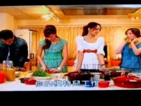 Yungyung & Lingling @ Cooking Mama@Now TV   17 Apr 2010