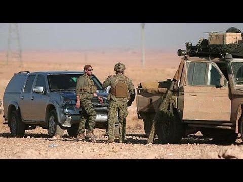 Πρόοδος των αραβοκουρδικών δυνάμεων στο μέτωπο της Ράκα – null