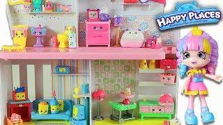 Video Shopkins Cicibiciler Happy Places (Mutlu Evim) Bölüm 1 | Evcilik TV Yeni Oyuncak Videoları MP3, 3GP, MP4, WEBM, AVI, FLV November 2017
