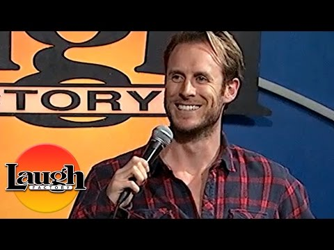 Monty Franklin - American Accent Stand Up Comedy