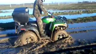 7. Arctic Cat 700