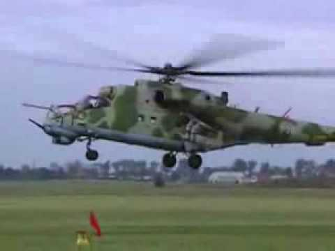A video of the best Attack helicopters...