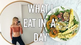 Video What I Eat in a Day as a Model | My Daily Routine, Breakfast, Lunch, Dinner | Sanne Vloet MP3, 3GP, MP4, WEBM, AVI, FLV Januari 2019