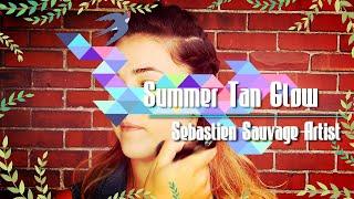 A Perfect Summer Tan Makeup