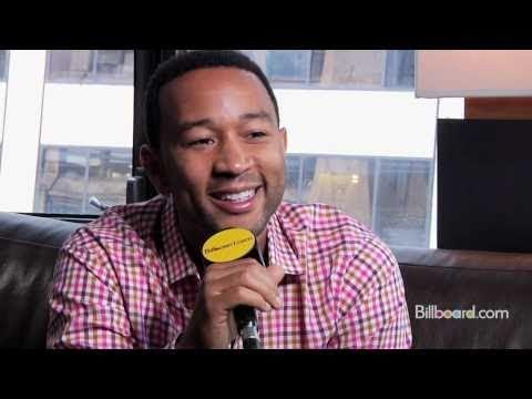 John Legend & Questlove Billboard Cover Story