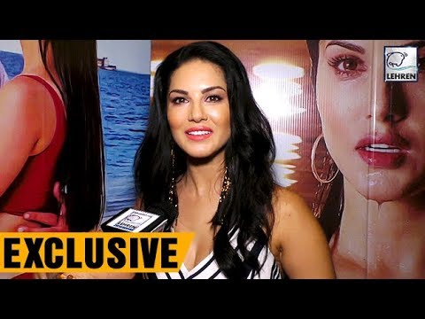 Sunny Leone's Exclusive Interview For Tera Intezaa