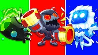 Bloons TD 6 - 4-Player AOE Blast Challenge | JeromeASF