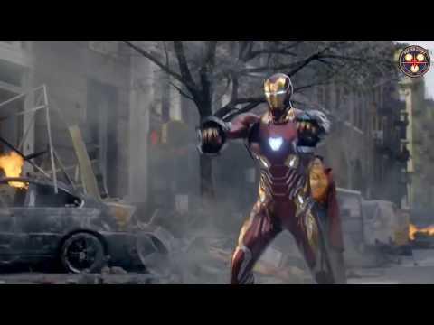 Nuevo Spot of Avengers Infinity War! DoctorStrange, IronMan, BruceBanner, Wong