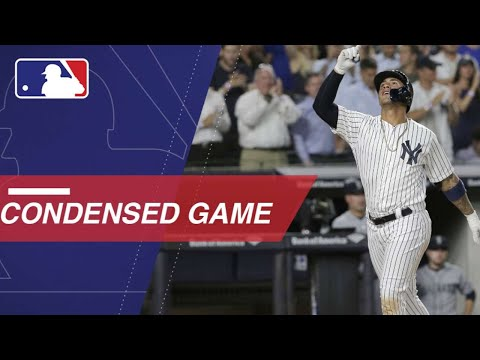 Condensed Game: SEA@NYY - 6/19/18