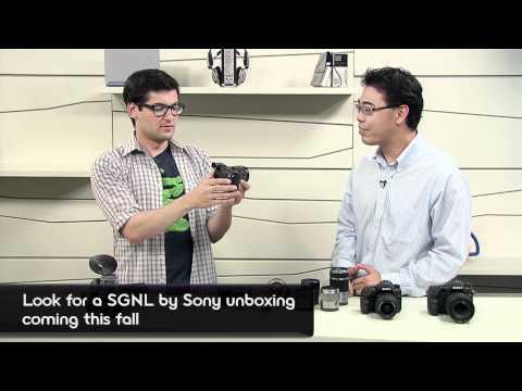 Special Sneak Peek !New Sony NEX-7, NEX-5N, a65, NEX-VG20 Cameras