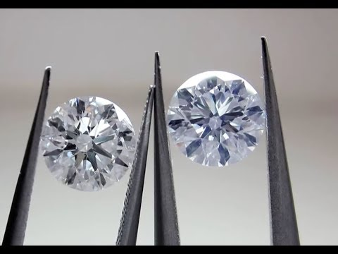0 How To Select A Beautiful Diamond – Part 6 Fluorescence