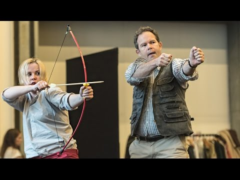 Watch: Inside the Royal Opera House's Armoury