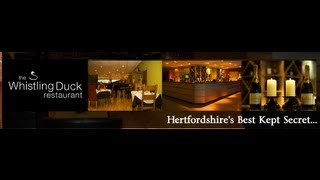 The Whistling Duck Restaurant Hertford UK (SilverIsland Films)