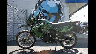7. 2011 Kawasaki KLR650 ... Very Clean Dual Sport!