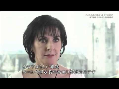Enya about Echoes in Rain