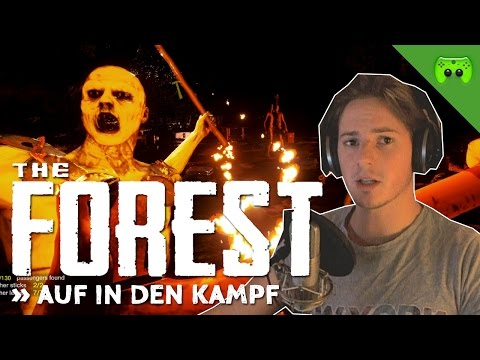 THE FOREST # 40 - Auf in den Kampf «» Let's Play The Forest | Full HD